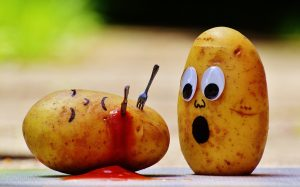 https://www.maxpixel.net/Blood-Ketchup-Knife-Murder-Potatoes-Funny-Fun-1448405